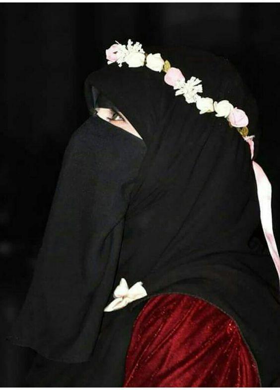 صور اجمل صور بنات منقبات , اناقه النقاب وجازبيته