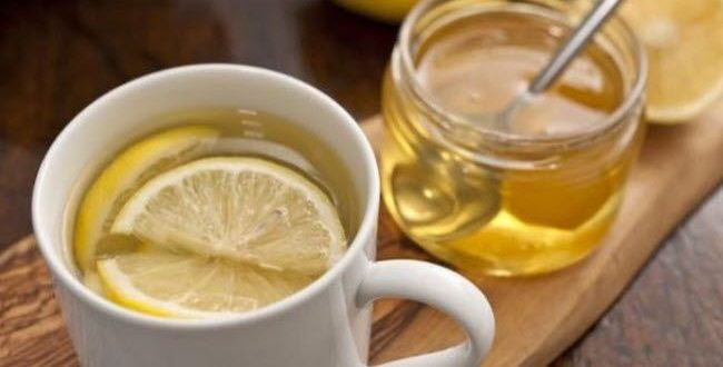 صور فوائد الماء الدافئ والليمون والعسل على الريق , طريقة لانقاص الوزن بسرعة