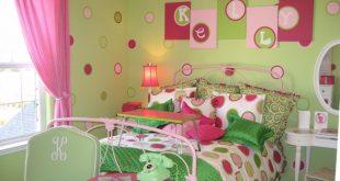 الوان غرف بنات , اجمل الوان للحوائط