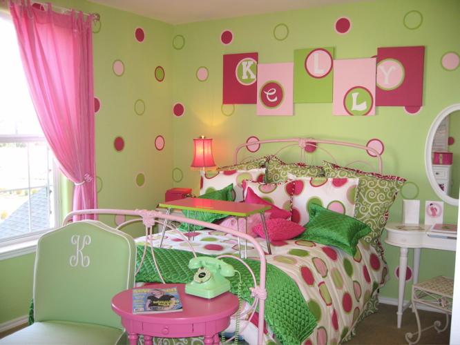 صور الوان غرف بنات , اجمل الوان للحوائط