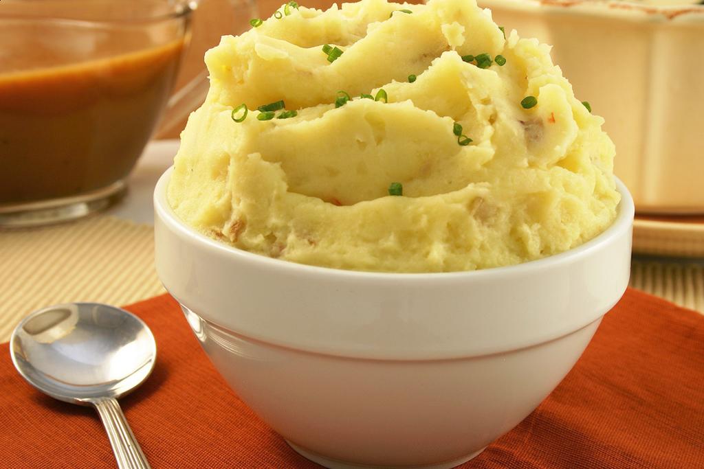 صورة طريقة البطاطس البوريه , طريقه مميزه للبطاطس البوريه