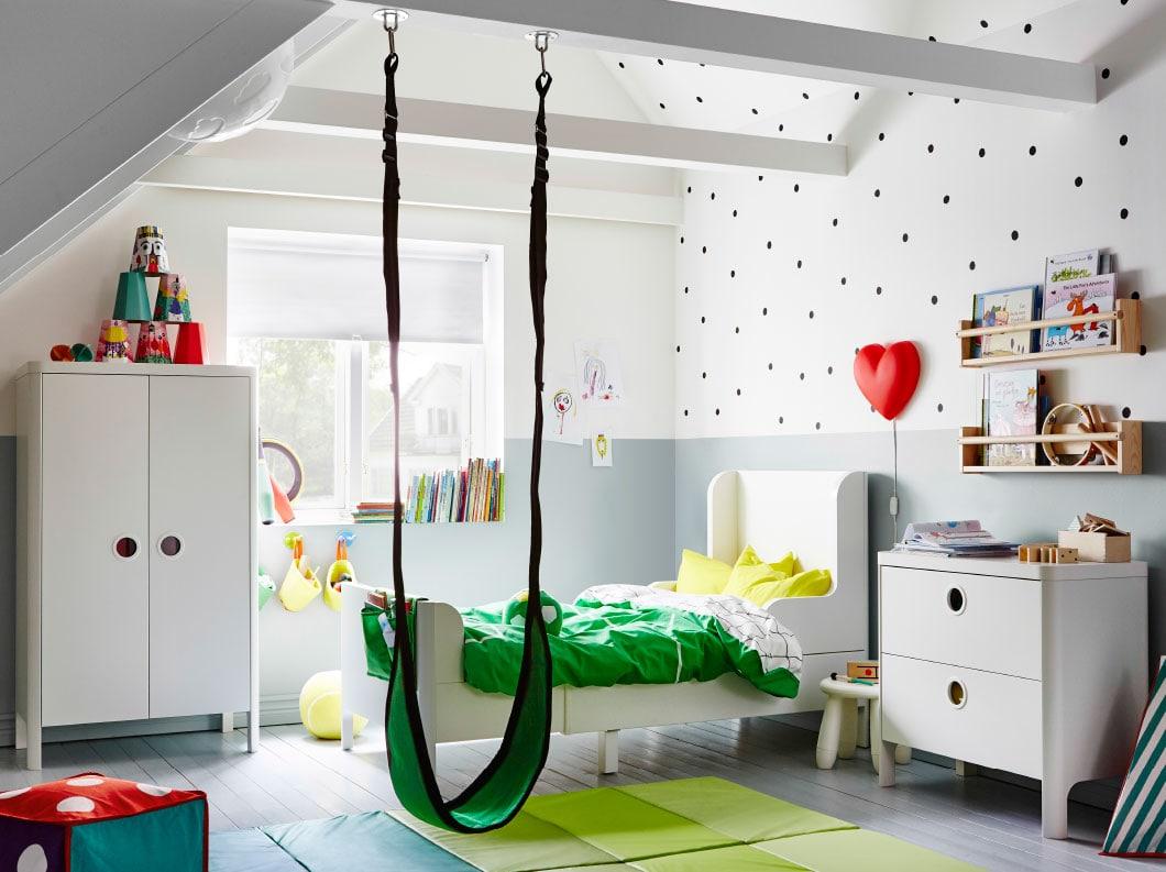 صورة غرف نوم اطفال ايكيا , اجمل غرف نوم للاطفال 1743 2