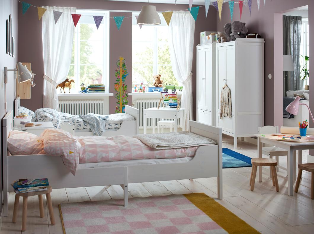 صورة غرف نوم اطفال ايكيا , اجمل غرف نوم للاطفال 1743 4