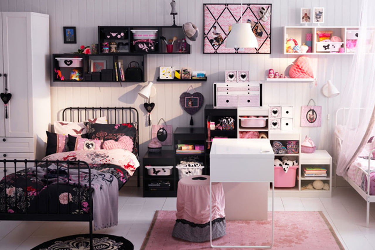 صورة غرف نوم اطفال ايكيا , اجمل غرف نوم للاطفال 1743 5