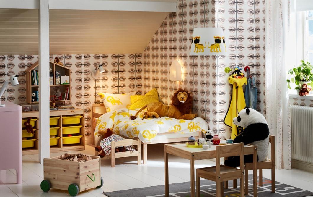 صورة غرف نوم اطفال ايكيا , اجمل غرف نوم للاطفال 1743 6