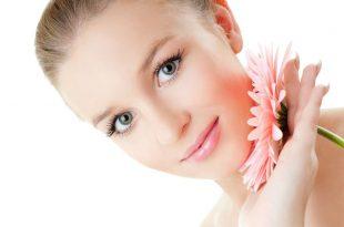 صورة خدود وردية بدون مكياج , خطوات ووصفات تجعل خدك بجمال الورد
