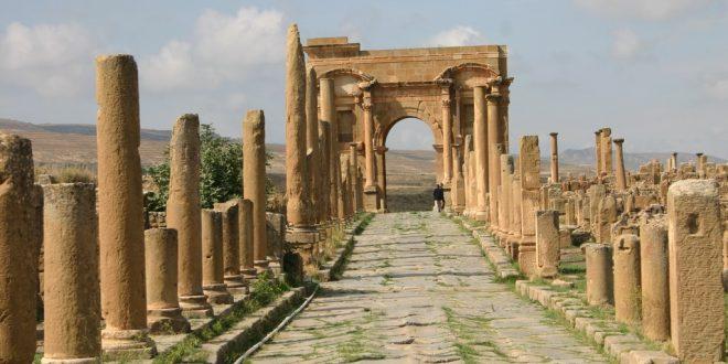 صور اثار رومانية في الجزائر , بعض الاثار الرائعه بالجزائر
