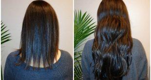 صور طرق تكثيف وتطويل الشعر , كيف تحصلى على شعر جذاب جدا
