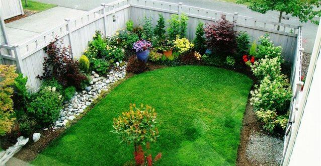 صور طريقة عمل الحدائق المنزليه بالصور , تعالي شوفي ازاي ممكن تعملي احلي حديقة في بيتك بالصور