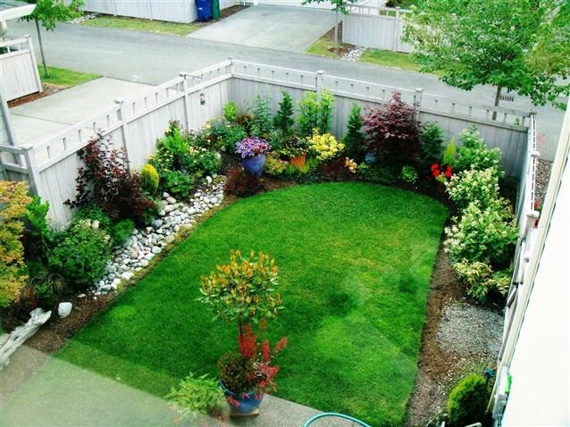 صورة طريقة عمل الحدائق المنزليه بالصور , تعالي شوفي ازاي ممكن تعملي احلي حديقة في بيتك بالصور