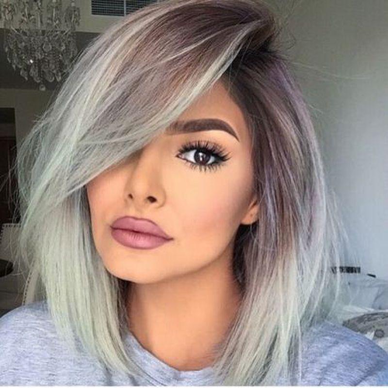 صورة اجمل قصات شعر , لو بتفكري تقصي شعرك تعالي شوفي اجمل قصات مميزة