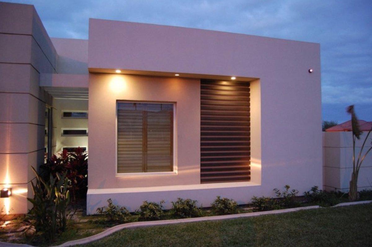 تصاميم منازل صغيرة دور واحد , مخطط تصميم منزل قليل المساحه - دموع جذابة