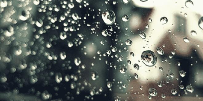صورة رؤية المطر في المنام , تفسير نزول المطر في الحلم