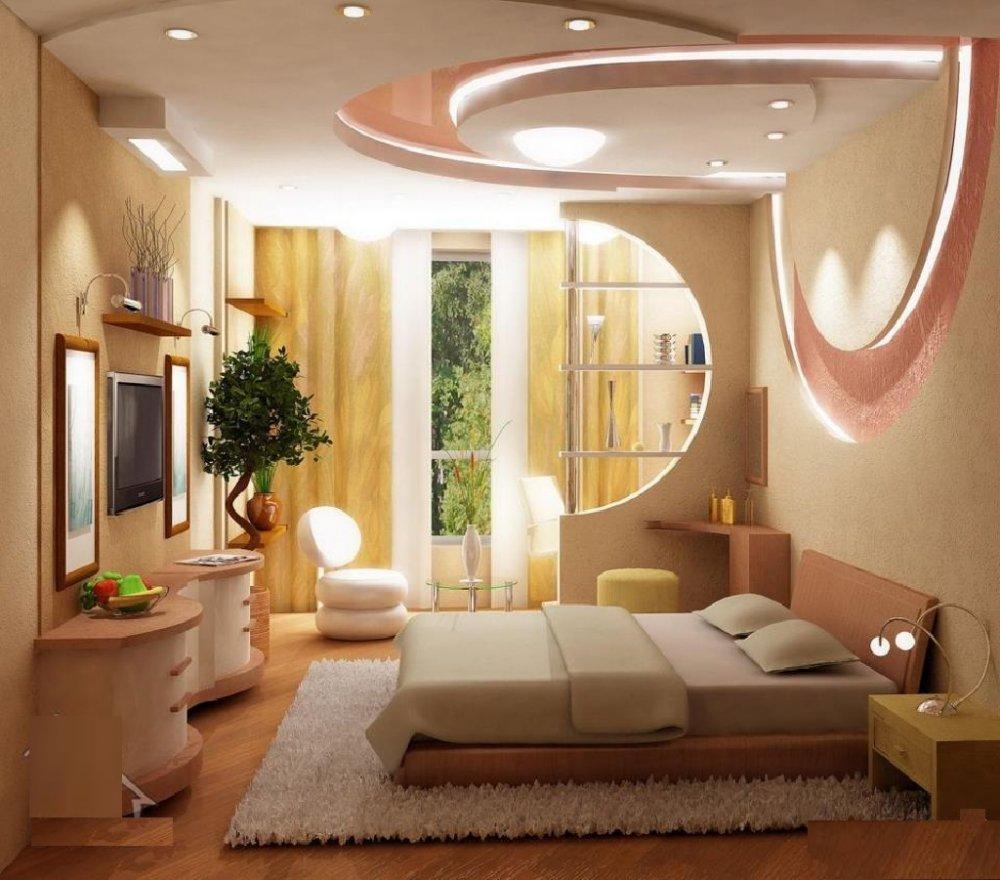 صورة ديكورات غرفة نوم , اختاري ديكور بسيط ورائع لغرفه نومك