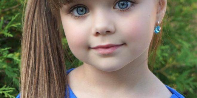صور اجمل بنات صغار في العالم , شوفوو احلي طفله بالكووون