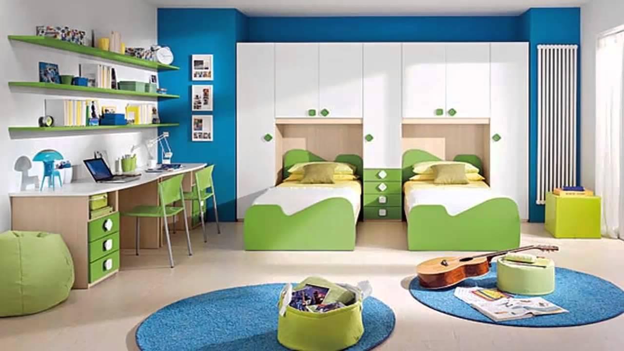 صورة تصميم دولاب اطفال , ديكورات حديثه لغرف الاطفال