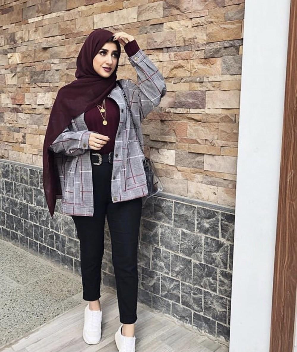 صورة ملابس بنات شتاء , لبس كاجوال شتوي للبنااات 2965 5
