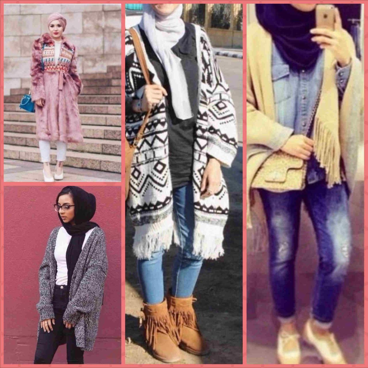 صورة ملابس بنات شتاء , لبس كاجوال شتوي للبنااات 2965 6