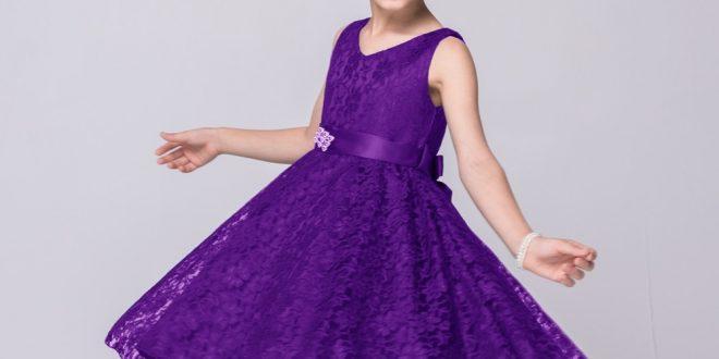 صورة فساتين بنات روعه , كولكش فظييع لفساتين الاطفال