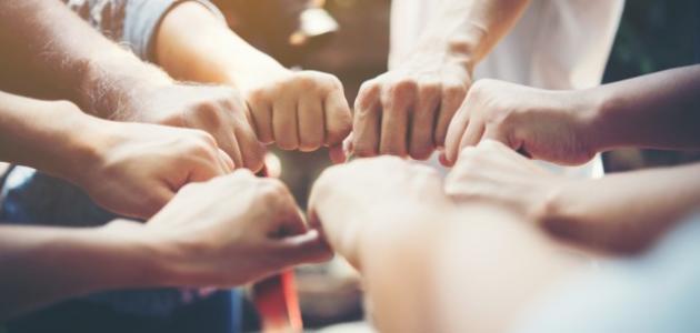 صورة الموضوع تعبير عن التعاون , الموضوع الامثل اللي يستاهل الدرجة النهائية