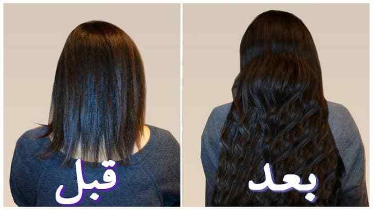 صورة خلطة البيض لتطويل الشعر في اسبوع , ازاي تطولي و تتقلي شعرك في اقل وقت ممكن