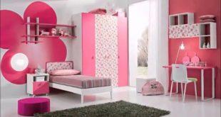 صورة ديكورات غرف نوم بناتيه , اجمل و احدث التصاميم لغرف نوم البنات باروع الالوان و الاشكال