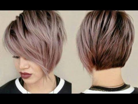 صورة قصات جديده للشعر , احدث قصات الشعر المختلفة