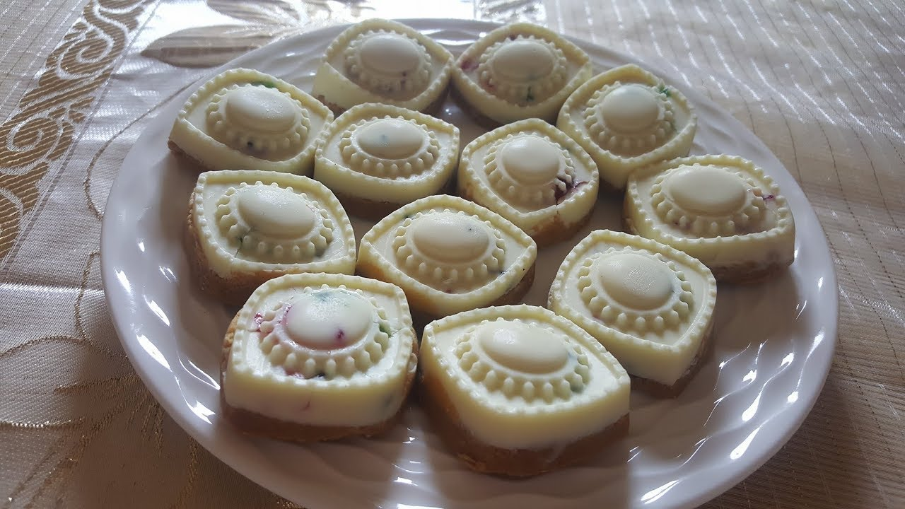 صورة حلويات مغربية بسيطة ورخيصة , حلوي في 10 دقائق بدون فرن