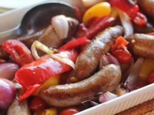 صورة طريقة عمل السجق المحمر , السجق وجبه لذيذه وله العديد من الطرق الطهى