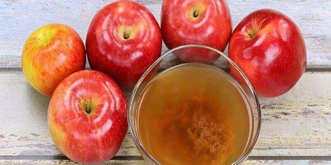صورة طريقة عمل خل التفاح , احسن حاجة تعملي بها افضل خل تفاح