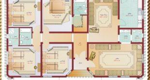صورة خرائط منازل دور واحد , تصاميم خرافية للبيوت دور واحد