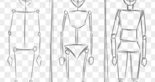 كيفية رسم اشخاص , رسم بطريقة مبتكرة و سهلة