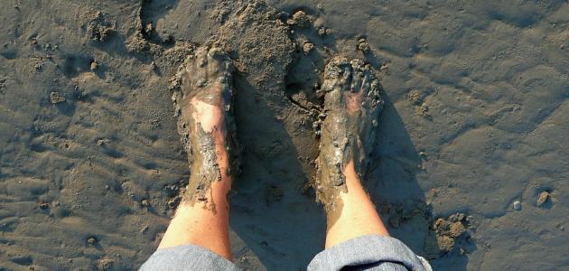 صورة الطين في المنام , رؤية الطين وعلاقته بالطاقة الايجابية