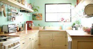 افكار مطابخ صغيرة , لمطبخ عصري اتبعتي هذة الحيل