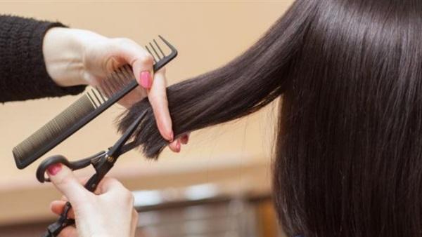 صورة فوائد قص اطراف الشعر , احصلي علي شعر صحي