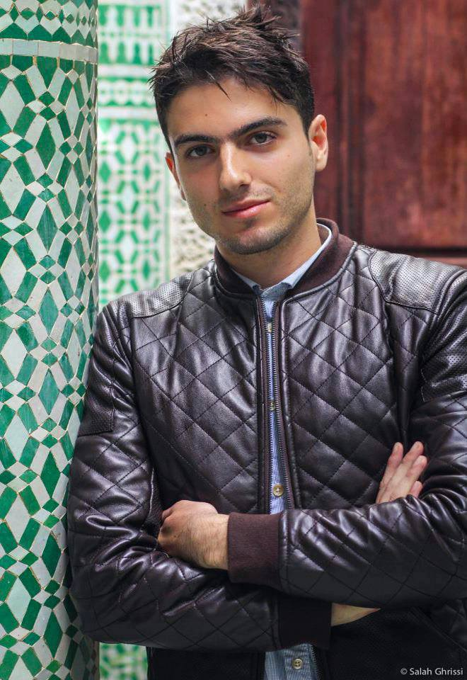 صورة صور شباب مغاربة , اوسم شباب مغربي