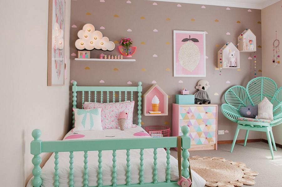 صورة زينة غرف نوم , افكار مبتكرة لتزيين الغرف جمييلة