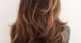 صورة اخر قصات الشعر الطويل , الشعر الطويل سر انوثتك