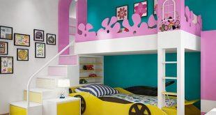 صور ديكورات غرف اطفال , دي احدث تصميمات غرف الاطفال تجنن روعة