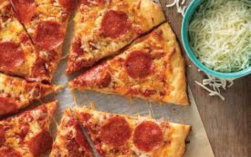 صورة طريقة عمل البيتزا باللحمة المفرومة , استمتعي بمذاق اطيب بيتزا