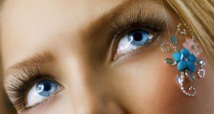 اجمل عيون بنات محجبات , عيون في غاية من البراء و الجمال