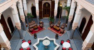صورة تصاميم المنازل المغربية , البيوت المغربية اجمل بيوت العالم تصميما