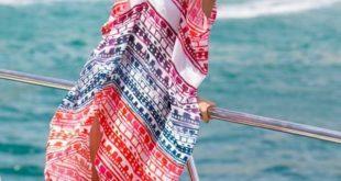 مايوهات على البحر , احدث صيحات موضة لبس البحر