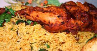 صورة طريقة عمل البرياني منال العالم , برياني دجاج منال العالم