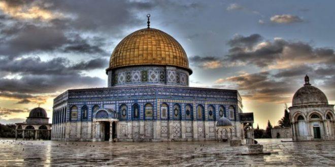 صورة القدس في المنام , خير رؤية المسجد الاقصي