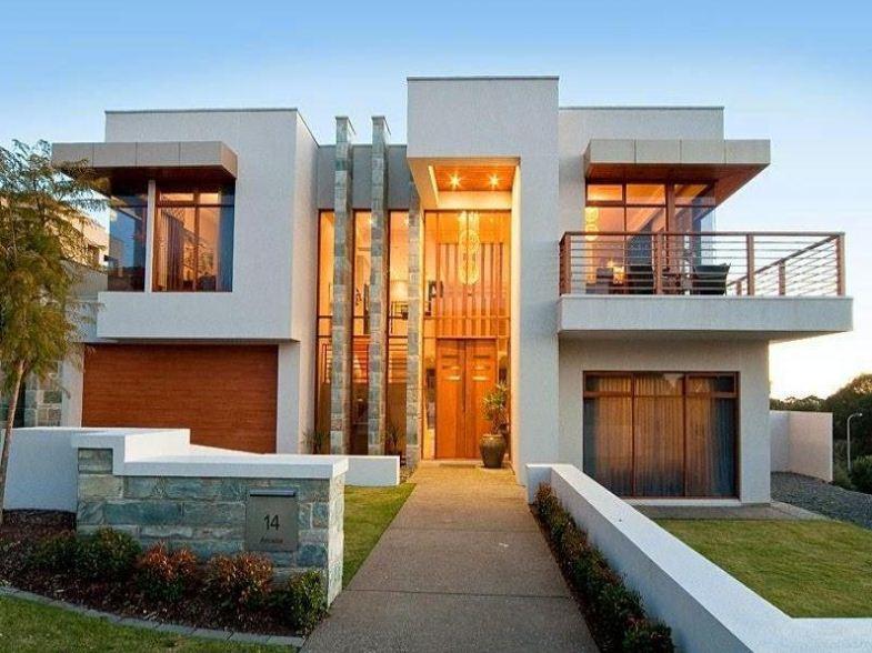 صورة ديكور منازل خارجية , ديكورات عصريةللمنازل تهبل