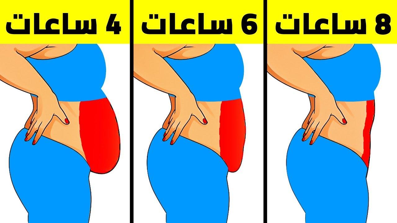 صورة طريقة تنزيل الوزن , و صفه ممتزه لتخسيس البطن و الارداف