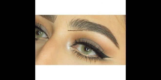 صورة مكياج ناعم للعيون الصغيرة , تالقي و تجملي بعيونك الجمال