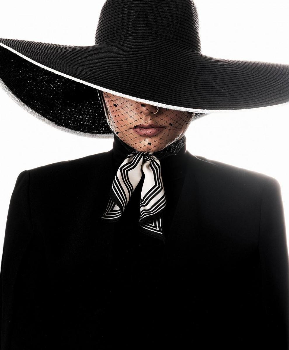 صورة قبعات للمحجبات صيفية , تجملي بالقبعه و تحلي بجمالك 6107 3