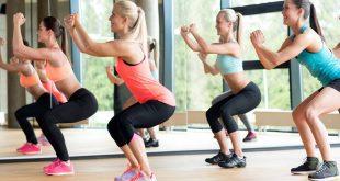 صورة فوائد تمرين السكوات , تعرف على تمارين تفيد جسمك